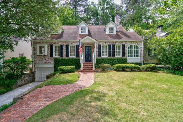 2911 N Hills Drive, Atlanta, GA 30305 (MLS #6550828) :: Iconic Living Real Estate Professionals