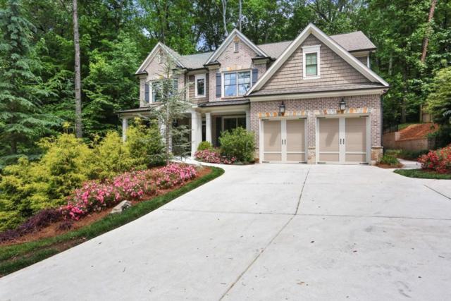 2985 Skyland Drive NE, Brookhaven, GA 30341 (MLS #6550866) :: RE/MAX Paramount Properties