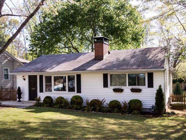 2609 Dogwood Terrace NE, Brookhaven, GA 30319 (MLS #6550915) :: RE/MAX Paramount Properties