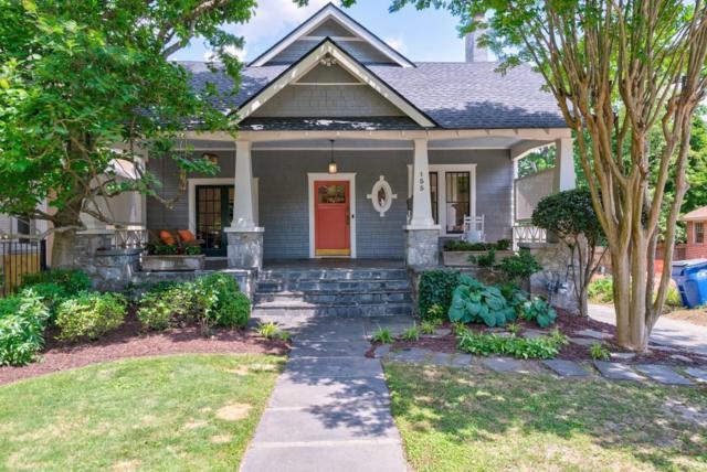 155 The Prado, Atlanta, GA 30309 (MLS #6551003) :: North Atlanta Home Team