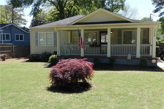 1148 Vista Trail NE, Atlanta, GA 30324 (MLS #6551113) :: RE/MAX Paramount Properties