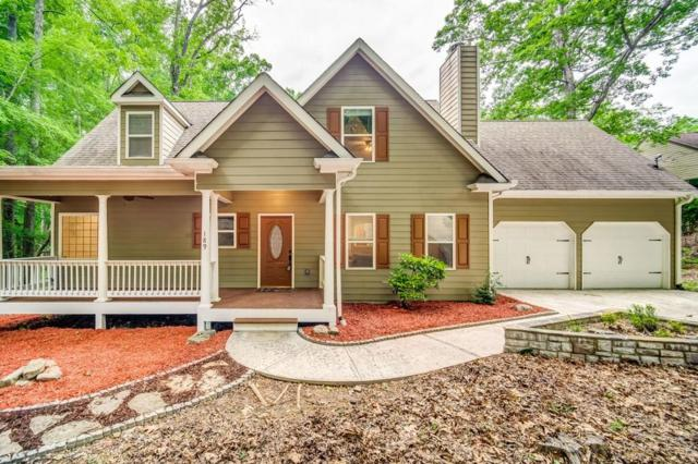 189 Pinebrook Drive, Waleska, GA 30183 (MLS #6551146) :: The Zac Team @ RE/MAX Metro Atlanta