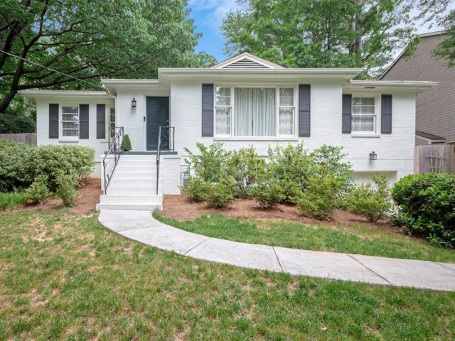 1821 Fernwood Road NW, Atlanta, GA 30318 (MLS #6551245) :: The Zac Team @ RE/MAX Metro Atlanta