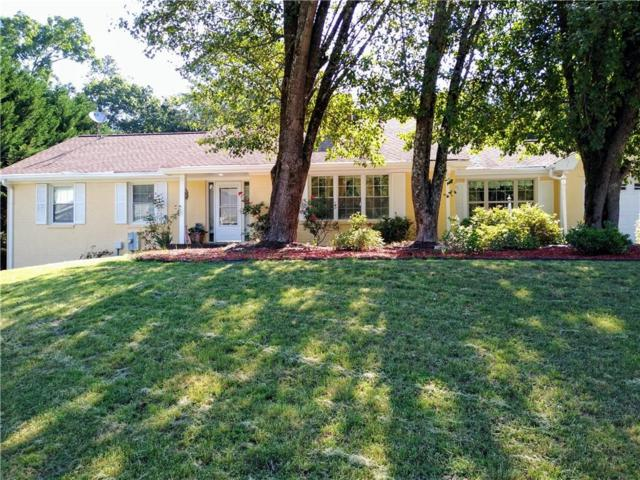 981 Woodward Park Drive, Suwanee, GA 30024 (MLS #6551272) :: Iconic Living Real Estate Professionals