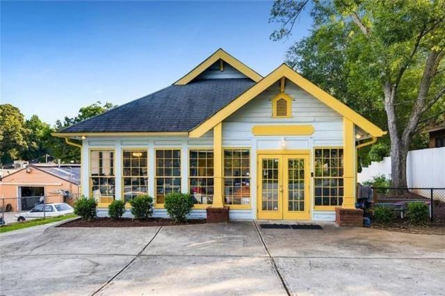 1104 Ridge Avenue, Stone Mountain, GA 30083 (MLS #6551277) :: Hollingsworth & Company Real Estate