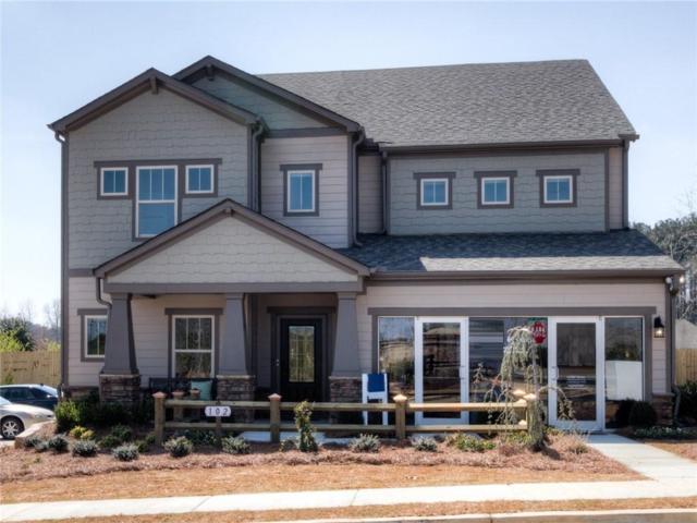102 Grove View Road, Woodstock, GA 30189 (MLS #6551285) :: North Atlanta Home Team