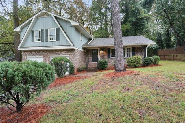 3524 Sandy Woods Lane, Stone Mountain, GA 30083 (MLS #6551440) :: RE/MAX Paramount Properties