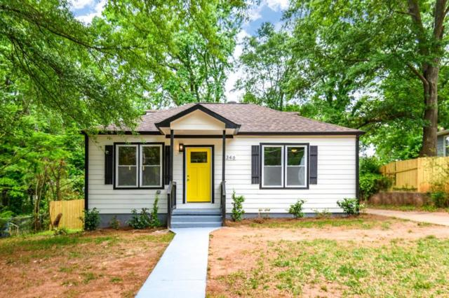 1346 Almont Drive, Atlanta, GA 30310 (MLS #6551492) :: North Atlanta Home Team