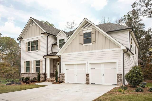 1815 Goodhearth Drive NE, Marietta, GA 30066 (MLS #6551646) :: Hollingsworth & Company Real Estate