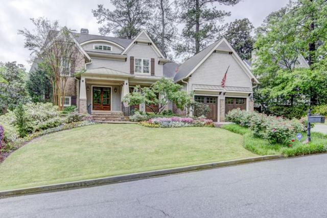 509 Pine Tree Drive NE, Atlanta, GA 30305 (MLS #6551655) :: RE/MAX Paramount Properties