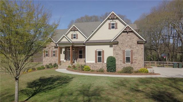 496 Bowman Mill Road NE, Winder, GA 30680 (MLS #6551682) :: North Atlanta Home Team