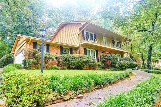 4372 Coleman Drive, Stone Mountain, GA 30083 (MLS #6551688) :: RE/MAX Paramount Properties