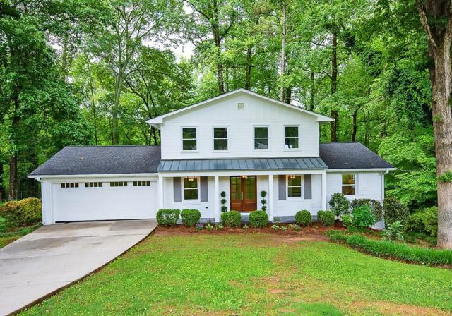 1418 Diamond Head Circle, Decatur, GA 30033 (MLS #6551703) :: North Atlanta Home Team