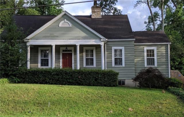 205 Beverly Road NE, Atlanta, GA 30309 (MLS #6551726) :: Path & Post Real Estate