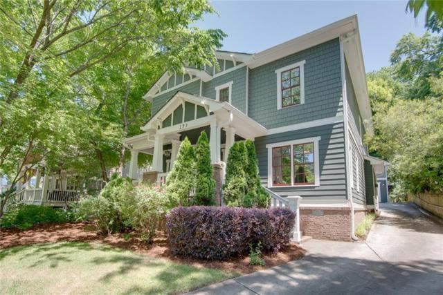 195 Locust Street NE, Atlanta, GA 30317 (MLS #6551887) :: RE/MAX Paramount Properties