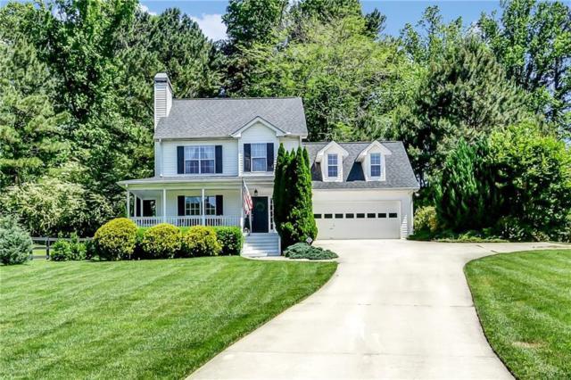 128 Grant Road W, Dawsonville, GA 30534 (MLS #6551895) :: Iconic Living Real Estate Professionals