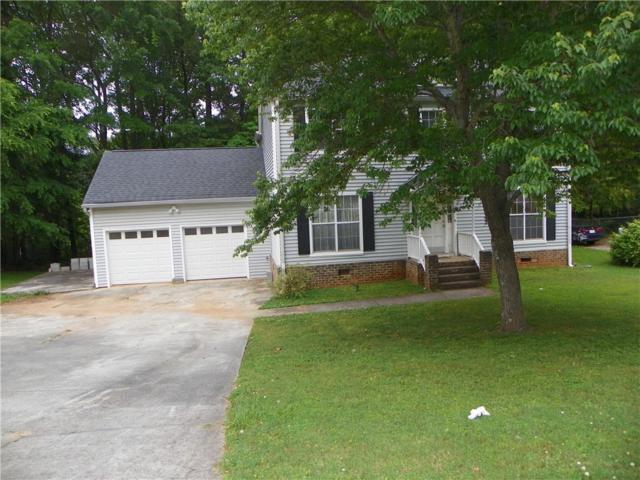 1550 Canberra Drive, Stone Mountain, GA 30088 (MLS #6551944) :: RE/MAX Paramount Properties