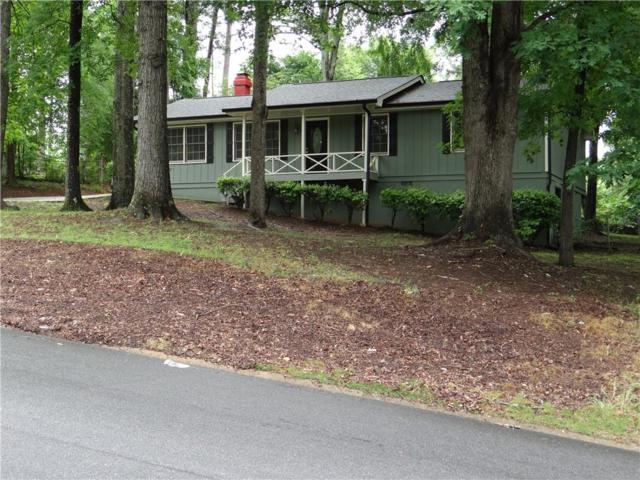 1708 NW Old Camp Trail NW, Conyers, GA 30012 (MLS #6551953) :: North Atlanta Home Team