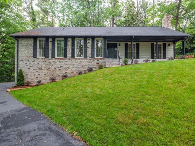 4540 Club Valley Drive NE, Atlanta, GA 30319 (MLS #6551954) :: Hollingsworth & Company Real Estate