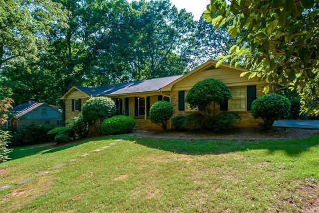 4954 Summerford Drive, Dunwoody, GA 30338 (MLS #6551978) :: Buy Sell Live Atlanta