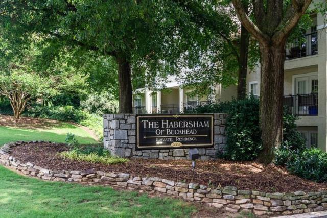 3655 Habersham Road NE B-370, Atlanta, GA 30305 (MLS #6551980) :: North Atlanta Home Team