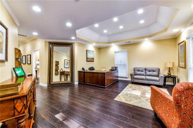 4001 Wetherburn Way A, Peachtree Corners, GA 30092 (MLS #6551996) :: RE/MAX Paramount Properties