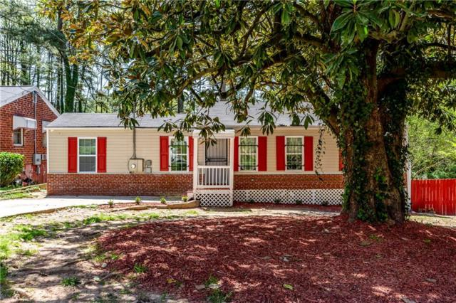 2582 Godfrey Drive NW, Atlanta, GA 30318 (MLS #6552070) :: North Atlanta Home Team