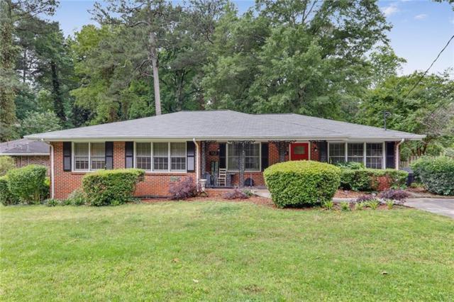 1152 Arlington Parkway NE, Atlanta, GA 30324 (MLS #6552173) :: RE/MAX Paramount Properties