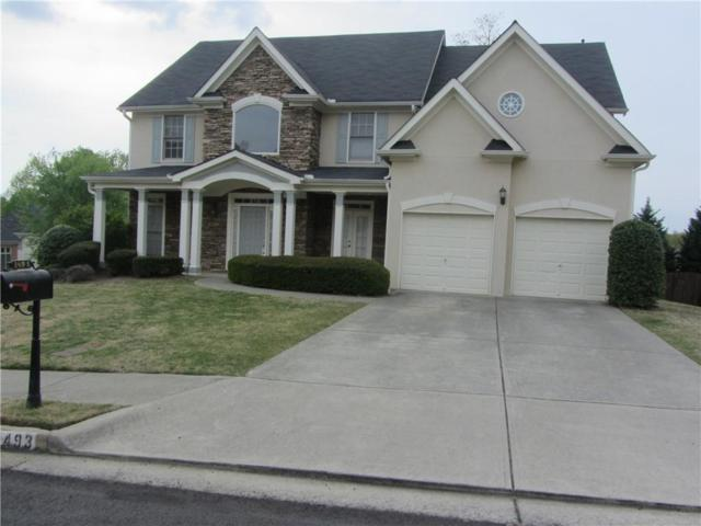 1493 White Flowers Lane, Lawrenceville, GA 30045 (MLS #6552194) :: The Zac Team @ RE/MAX Metro Atlanta