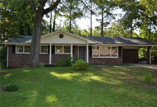 2722 Westchester Drive, East Point, GA 30344 (MLS #6552196) :: Iconic Living Real Estate Professionals