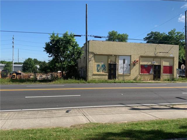 829 Donald Lee Hollowell Parkway, Atlanta, GA 30318 (MLS #6552229) :: The Zac Team @ RE/MAX Metro Atlanta