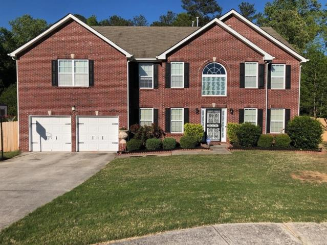 5170 Young Knoll, Stone Mountain, GA 30088 (MLS #6552233) :: The Zac Team @ RE/MAX Metro Atlanta