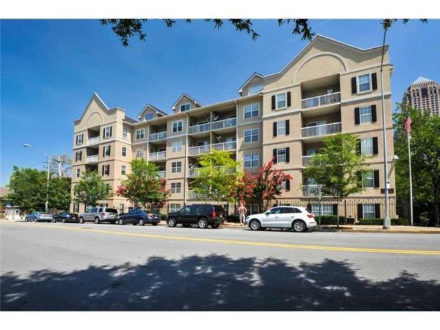 1075 Peachtree Walk NE #315, Atlanta, GA 30309 (MLS #6552334) :: The Zac Team @ RE/MAX Metro Atlanta