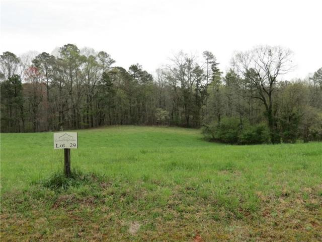 Lot 29 Bridge Road, Ellijay, GA 30540 (MLS #6552338) :: Team RRP | Keller Knapp, Inc.