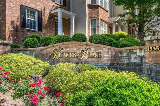 1335 Church Street A7, Decatur, GA 30030 (MLS #6552522) :: Iconic Living Real Estate Professionals