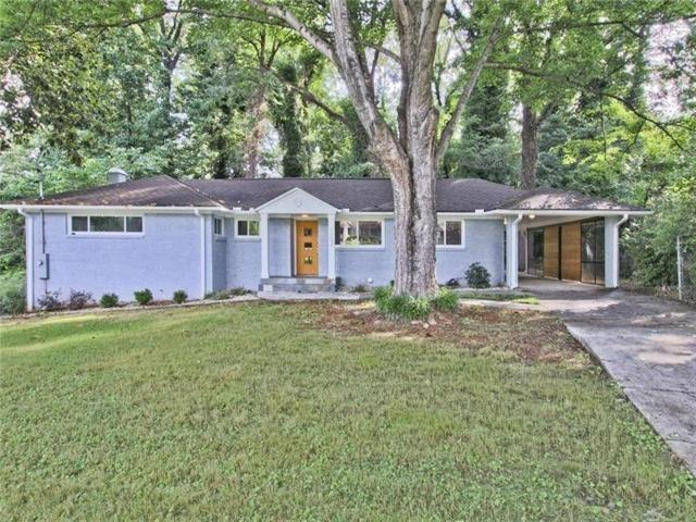 1302 Poplarcrest Circle SE, Atlanta, GA 30316 (MLS #6552548) :: RE/MAX Paramount Properties