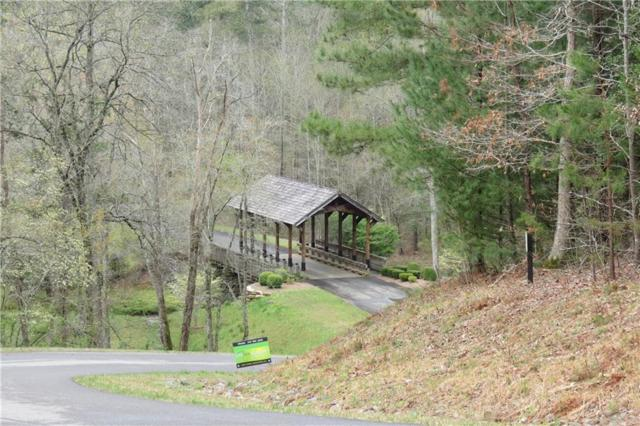Lot 26 Bridge Road, Ellijay, GA 30540 (MLS #6552589) :: Charlie Ballard Real Estate