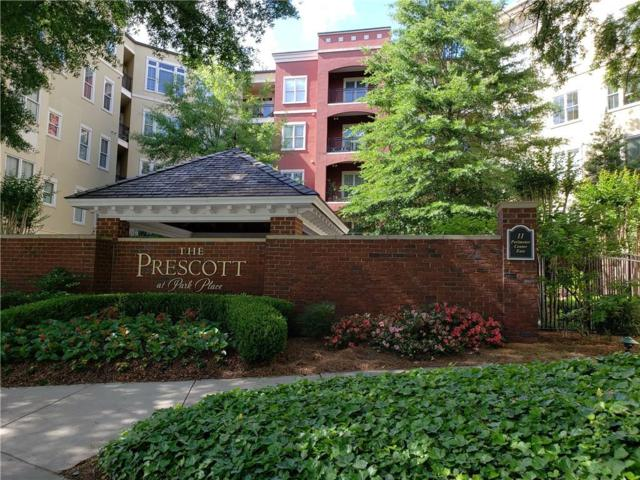 11 Perimeter Center E #1206, Atlanta, GA 30346 (MLS #6552672) :: The Zac Team @ RE/MAX Metro Atlanta