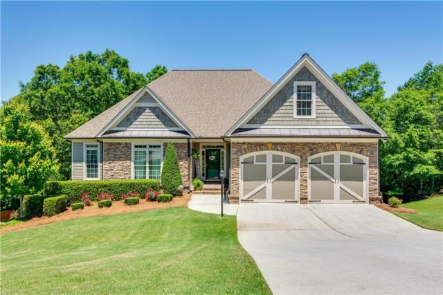 813 Oakridge Terrace, Loganville, GA 30052 (MLS #6552691) :: North Atlanta Home Team