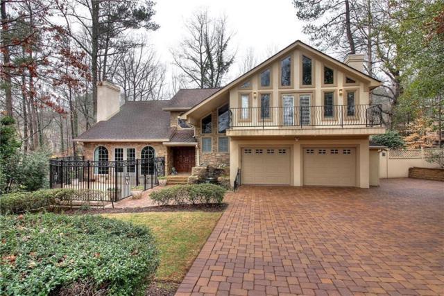 4701 Misty Lake Court NE, Kennesaw, GA 30144 (MLS #6552694) :: RE/MAX Paramount Properties