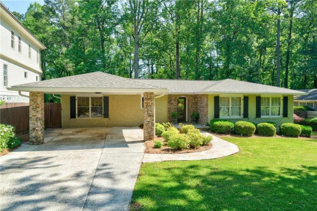 2663 Winding Lane NE, Brookhaven, GA 30319 (MLS #6552742) :: The Zac Team @ RE/MAX Metro Atlanta