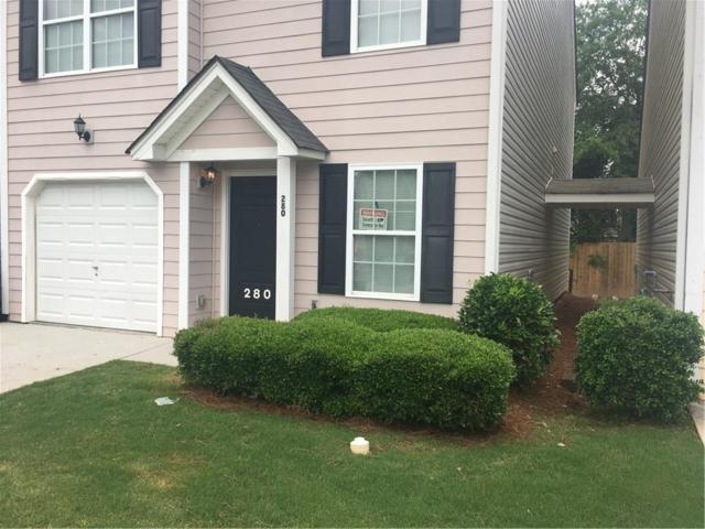 280 Fieldview Lane, Covington, GA 30016 (MLS #6552776) :: RE/MAX Paramount Properties