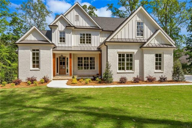 1740 Bishop Lake Court, Marietta, GA 30062 (MLS #6552826) :: KELLY+CO
