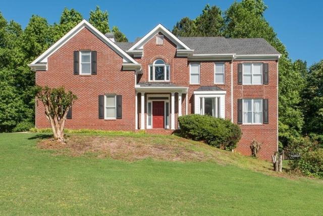 4645 Hamptons Drive, Alpharetta, GA 30004 (MLS #6552897) :: North Atlanta Home Team