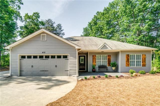 415 Down Under Drive, Jasper, GA 30143 (MLS #6552904) :: Hollingsworth & Company Real Estate
