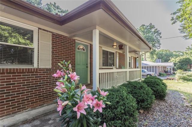 1840 Ben King Road NW, Kennesaw, GA 30144 (MLS #6553048) :: Kennesaw Life Real Estate
