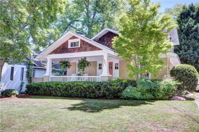 501 Clifton Road NE, Atlanta, GA 30307 (MLS #6553070) :: Dillard and Company Realty Group