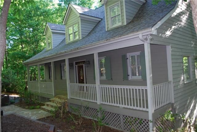 198 Yanoo Trace, Big Canoe, GA 30143 (MLS #6553175) :: The Zac Team @ RE/MAX Metro Atlanta