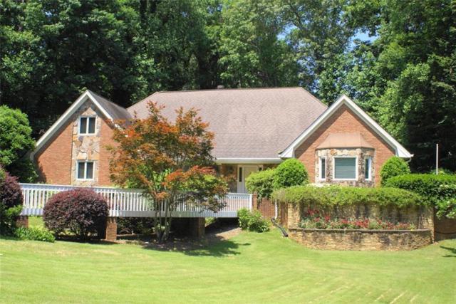 4821 Miller Farms Court, Peachtree Corners, GA 30096 (MLS #6553232) :: The Zac Team @ RE/MAX Metro Atlanta