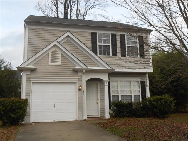 1622 Woodsford Road NW, Kennesaw, GA 30152 (MLS #6553349) :: Kennesaw Life Real Estate